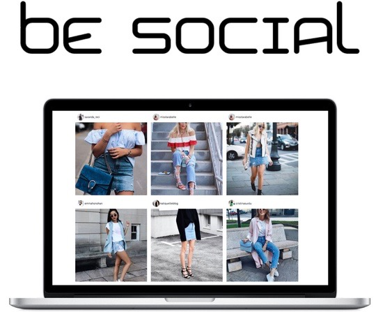 E-Commerce Instashop: When You Try Socialising by Yourself